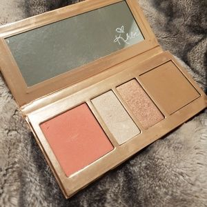 Koko collection kylie cosmetics palette